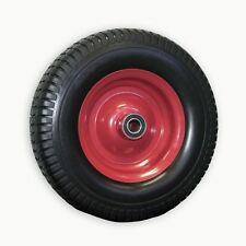 Solid Flat Free 400 x 150 Trolley Wheel