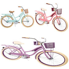 """Huffy 24"""" Nel Lusso Girls Cruiser Bike, w/ Perfect Fit Frame, Free Shipping! New"""