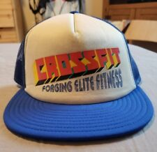 Reebok Crossfit Forging Elite Fitness Trucker Hat
