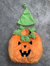 Calabaza de Halloween Disfraces de bebé 6-9 meses