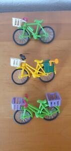 Playmobil 3 Recessed Bicycle For