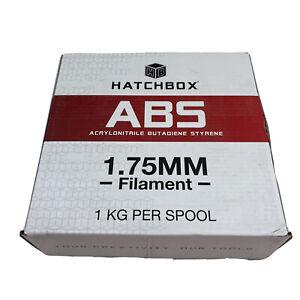 HATCHBOX PLA 3D Printer Filament, Dimensional Accuracy +/- 0.03 mm, 1 kg Spool