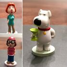 Rare One-Of-A-Kind Prototype Set Of Family Guy Die Cast Figures Featuring Brian For Sale
