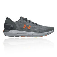 Under Armour Mens Charged Rogue 2.5 Running Shoes Trainers Sneakers Grey Orange