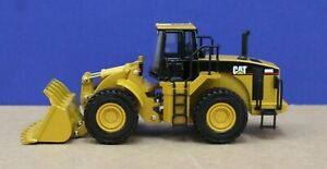 Norscot 55027 Caterpillar 980G Wheel Loader 1:50 Exc (Not Boxed) No chips