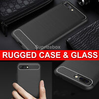 Case For Huawei Honor 10 New 360 Shockproof Cover & Tempered Glass Protector