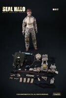 Mini times toys 1/6th US Seal SEAL Combat Squad Female Soldier Action Figure Toy