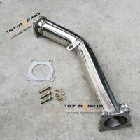 3 Inch Exhaust Downpipe Test Pipe For Audi A4/A4 Quattro B8 2.0 A5/A5 Quattro Q5