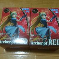 Fate Apocrypha Archer of Red Atalanta Premium Figure SEGA SPM Prize Two sets