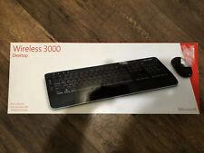 Microsoft Desktop 3000 Wireless Keyboard and Mouse MFC-00001