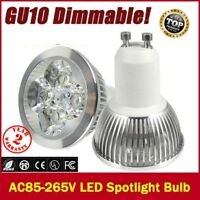 High Power GU10 E27 LED Downlight Light  Spotlight Bulb Dimmable Ceiling Light