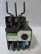 Sprecher+Schuh CT3-23 Overload Relay 660VAC 16-23A Good Used Cond