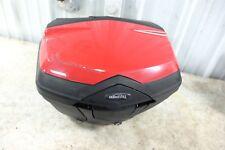 08 Triumph Sprint ST 1050 saddlebag saddle bag luggage box