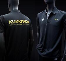 WTF Martial Arts 3color MOOTO Kukkiwon Cool PK TShirts Sports T-shirts Taekwondo