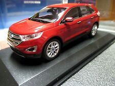 1/43 Norev Ford Edge Dealer EditionTitanium 2015 2016 2017 2 day SHIPPING USA