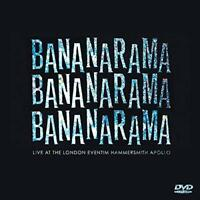 Bananarama - Live At The London Eventim Hammersmith Apollo (NEW 2CD+DVD)