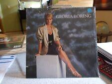Gloria Loring - Self Titled LP A1 81679 1986 SEALED
