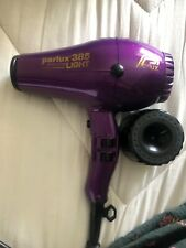 Parlux 3800 Ionic+Ceramic Professional Hair Dryer + Silencer