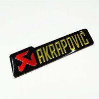Akrapovic General Replacement High-Temp Exhaust Sticker P-HST6AL
