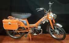 Motorbecane Moped Scooter 77 Professionally Modified Beautiful RUNNING Up Grades