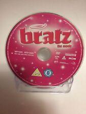 Bratz The Movie - Dvd (2007) DISK ONLY - Acceptable - U.k Region 2