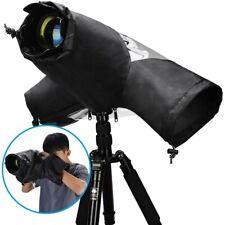 Universal Waterproof Rain Cover Camera Lens Protector For Nikon Canon Sony DSLR