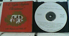 A Night Before Christmas With Kapena And Willie K CD oop Holiday Hawaii