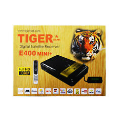 On Sale Tiger Star E400 MINI+ Digital Satellite Receiver With One Year L7TV Free