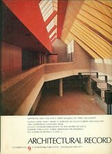 Architectural Record. September 1976. No 9