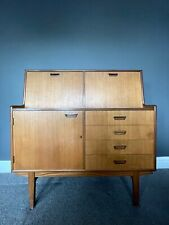 More details for mid century compact bureau / sideboard