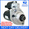 FITS VW GOLF MK4 1.8/2.0 T/GTI/TURBO 1998-2006 PETROL NEW STARTER MOTOR