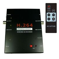 1080P SDI & HDMI Encoder H.264 PRO Recorder ezcap286 HD Video Recording Box