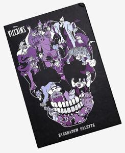Disney Villains Skull 12 Shade Eyeshadow Palette With Interior Mirror