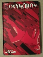 Oxymoron HC (2012 ComixTribe) #1H-1ST NM/ With Signed Bookplate