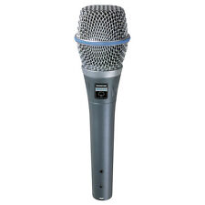 Shure Beta 87A Supercardioid Vocal Microphone