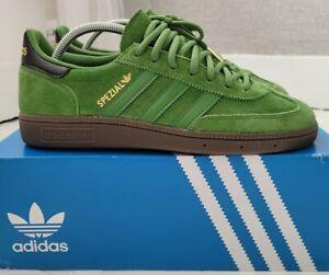 Adidas Handball Spezial GW9980 Green Size UK 7.5 Worn Once Ardwick Colourway