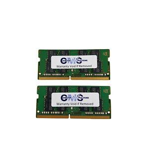 32GB (2x16GB) RAM Memory 4 Compatible with Dell Latitude 15 5000 (E5570) A1