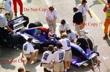 Roland Ratzenberger MTV Simtek 941 San Marino Grand Prix 1994 Photograph 4