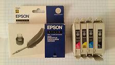 CARTOUCHES ENCRE EPSON TO32140,TO32240,TO32340,TO32440 pour EPSON STYLUS C70/80