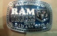RAM TRUCKS belt buckle NEW DODGE TRUCK BAD ASS TOYS BAD ASS BOYS