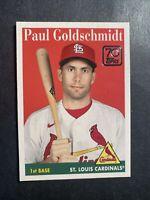 2021 Topps Series 1 #70YT-8 Paul Goldschmidt St Louis Cardinals