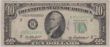 Mazuma *F675 USA United States 1950 $10 Dollars B00218530G F