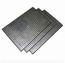 Rubber Anti Fatigue Mat Kitchen Floor Commercial Industrial Safety Mat 3 Pack