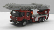 1/150 N scale HONG KONG SCANIA FIRE ENGINE - Turntable Ladder