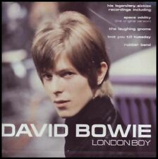 DAVID BOWIE - LONDON BOY CD ~ THE LAUGHING GNOME~SPACE ODDITY (Original)  *NEW*