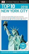 Top 10 New York City DK Eyewitness  by DK Travel New Mass Market Paperback Book