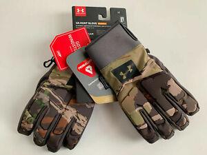 Under Armour Coldgear® Men's Mid Season Hunting Gloves 1318575-940 $70