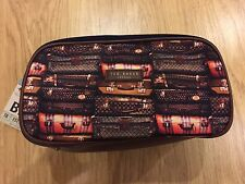 Ted Baker Mens Suitcase Printed sports wash bag Toiletries Gift New