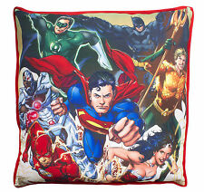 Character World Justice League Invincible Canvas Cushion