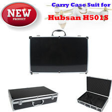 Hard Carrying Case Box Waterproof Handbag For Hubsan X4 H501S FPV RC Drone Black
